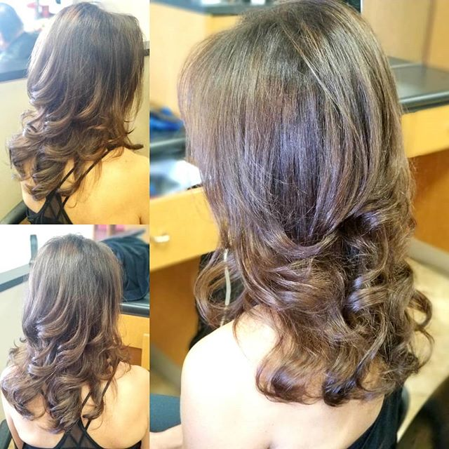 Cut, Color & Blow Dry by Atika #fantasticsamscalabasas #calabasas #haircolor #agourahills #woodlandhills #hiddenhills #malibu #blowdrycalabasas #hairart #passionatwork