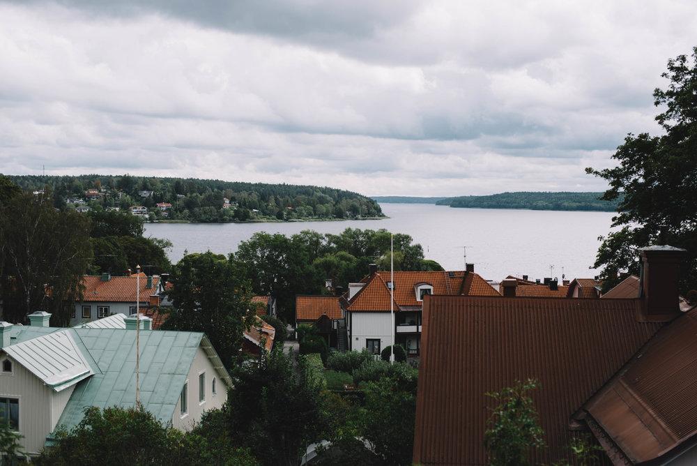 Sigtuna, Sweden. EST. 980 AD