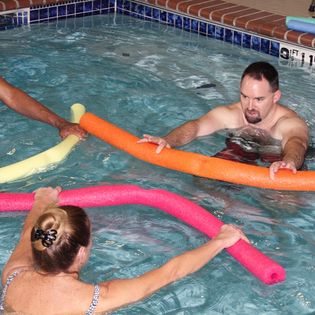 AQUATIC THERAPY -