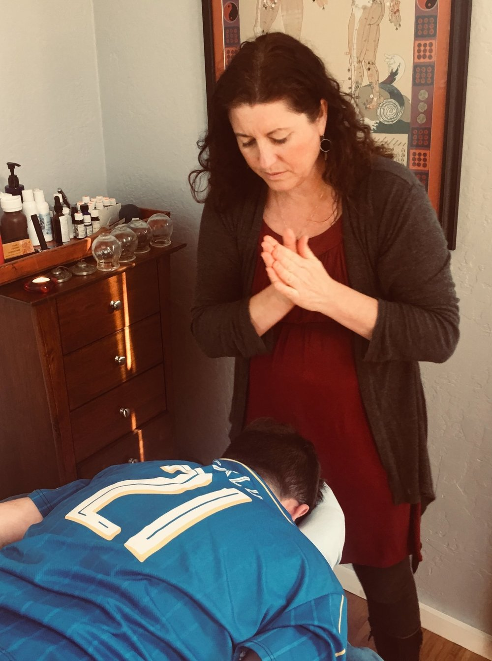 Jennifer Monin - Treating Teens with Acupuncture