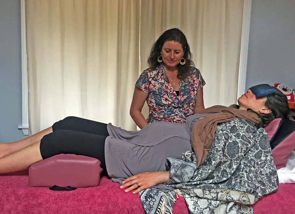 Jennifer Monin - Fertility and Pregnacy Support with Acupuncture - Sebastopol