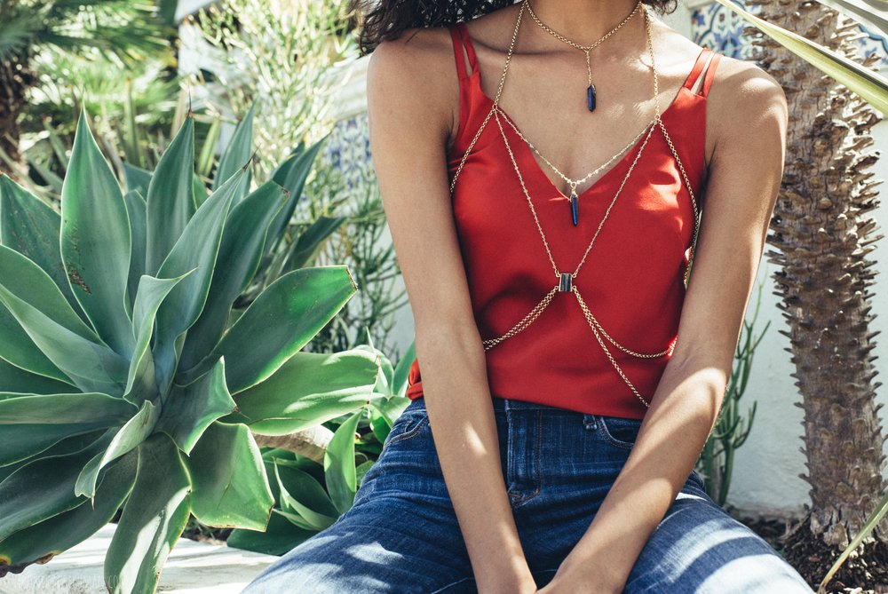 Jewellery photoshoot inspiration