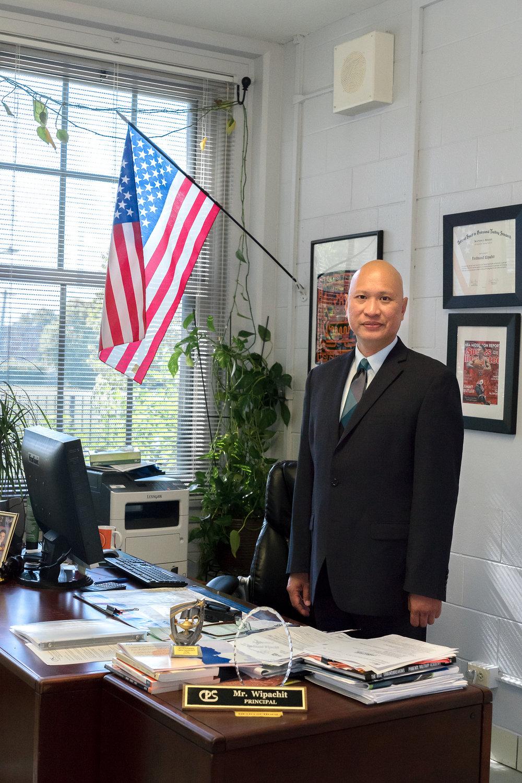 Ferdinand Wipachit, Phoenix Military Academy