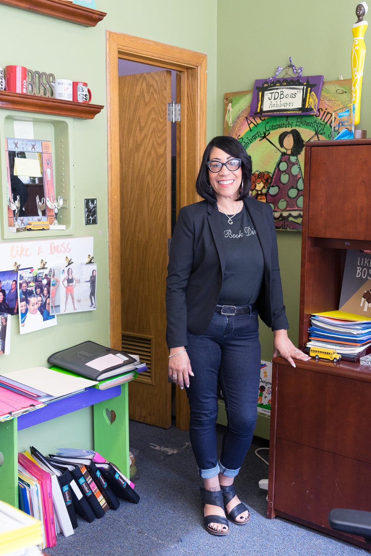 Jewel Diaz, Ashburn Elementary School