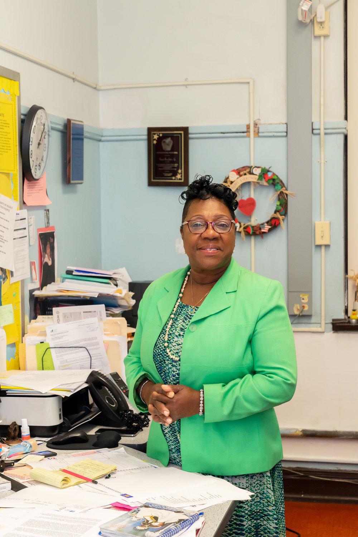 Ms. Jackson-Ivy, Henderson Elementary School
