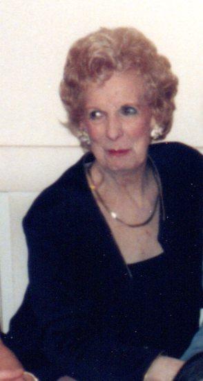 Dorothy Lundstrum