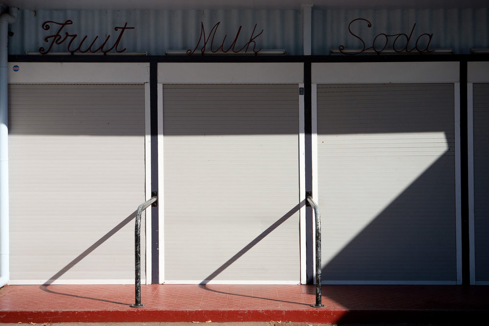 Milkbar, Broken Hill, NSW.