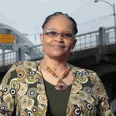 Lynda Blackmon Lowery (Photo © Robin Cooper)