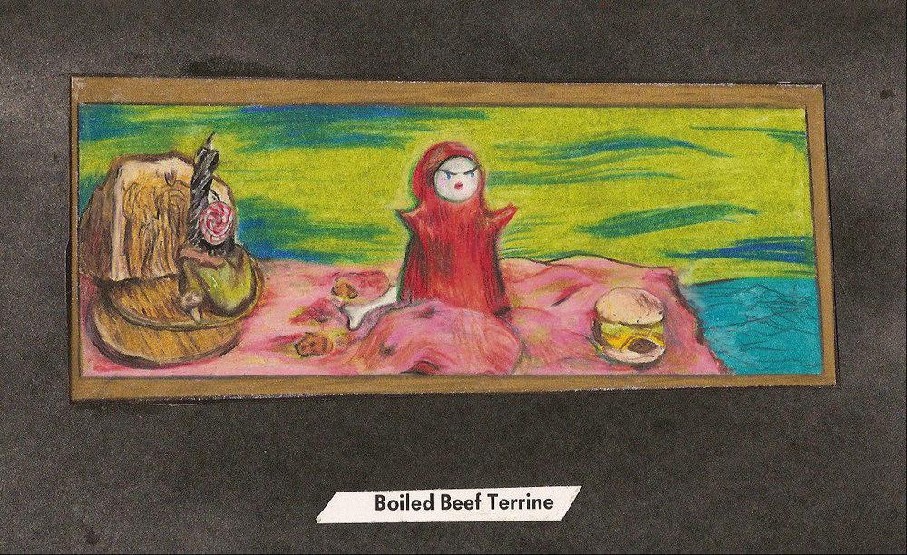 Boiled Beef Terrine