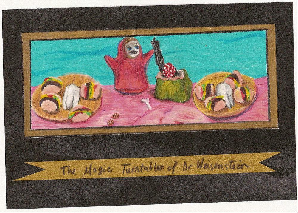 Magic Turntables