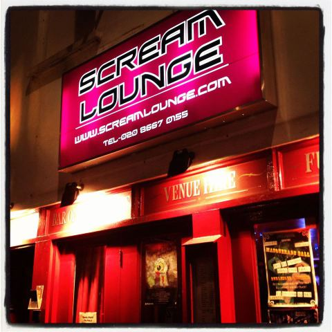 29th January 2018 - Clubs soda at scream lounge croydon .A club night which welcomes all and is friendly for people with learning disabilities.