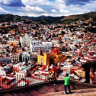 Guanajuato, Mexico. August 2014.