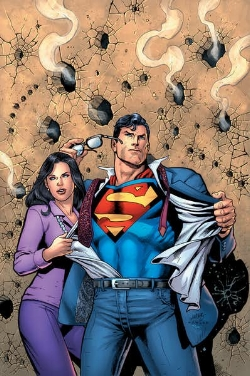 1990s decade variant by Dan Jurgens and Kevin Nowlan.