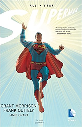All Star-Superman  is essential reading.