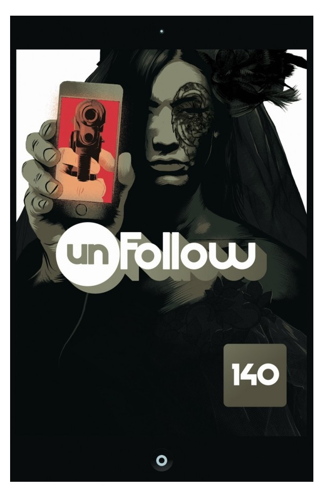 Unfollow  seemed to rush its narrative, presumably because its run was cut short.