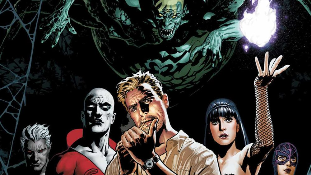 Justice League Dark  by Peter Milligan and Mikel Janin was one of the highlights of the  New 52.