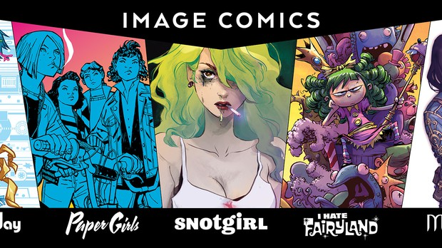 Image Comics  has established itself as the most prolific publisher of creator-owned comics.