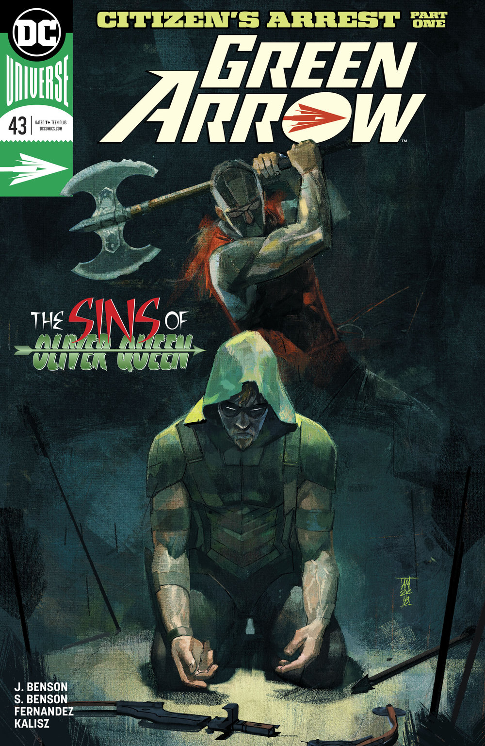 As a long-time  Green Arrow  fan, I am absolutely freaking out about Alex Maleev doing covers for this book.