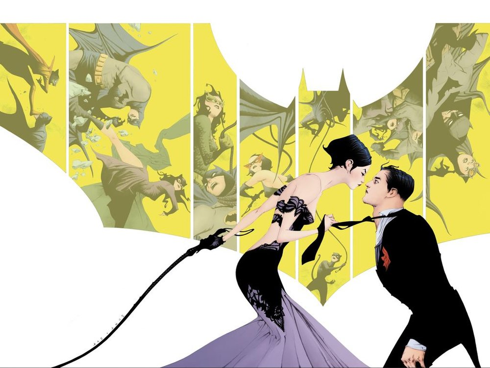 Batman #50  was a good comic with a messy release (the above variant cover is by Jae Lee).