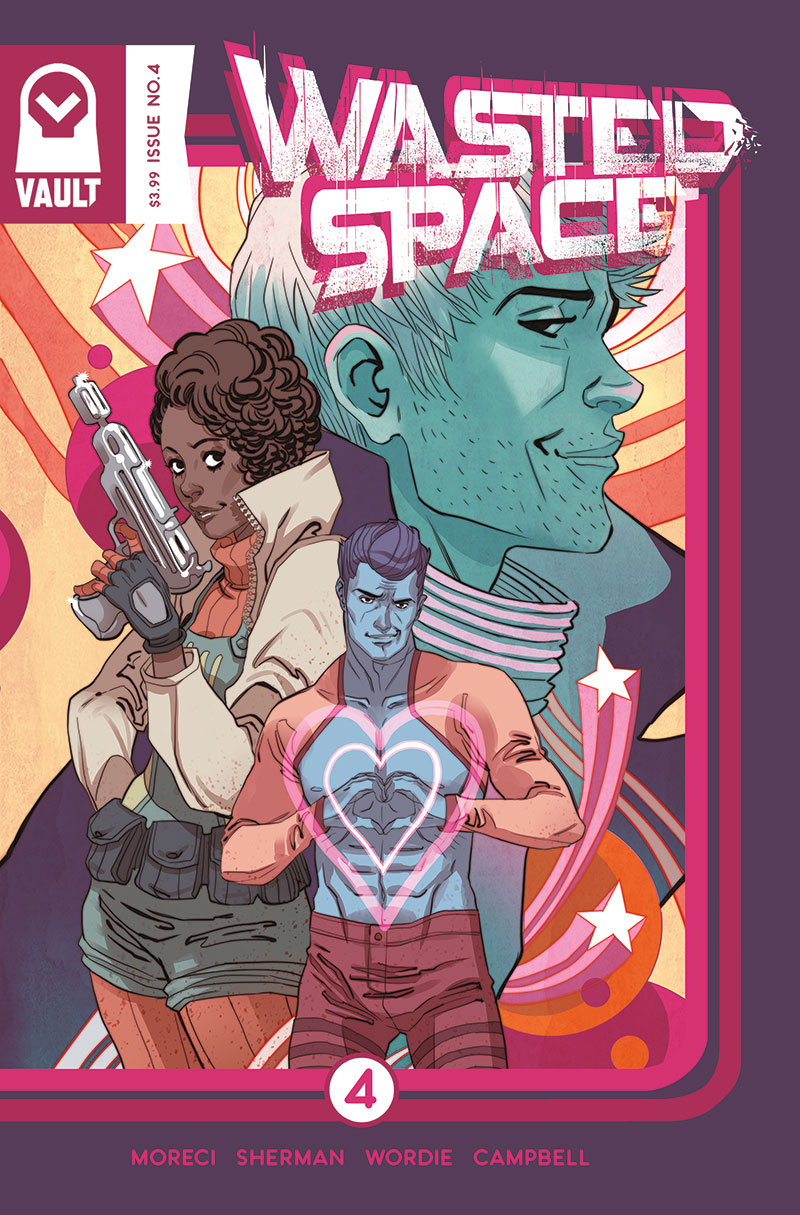 Wasted Space #4  is out Aug. 22, 2018.
