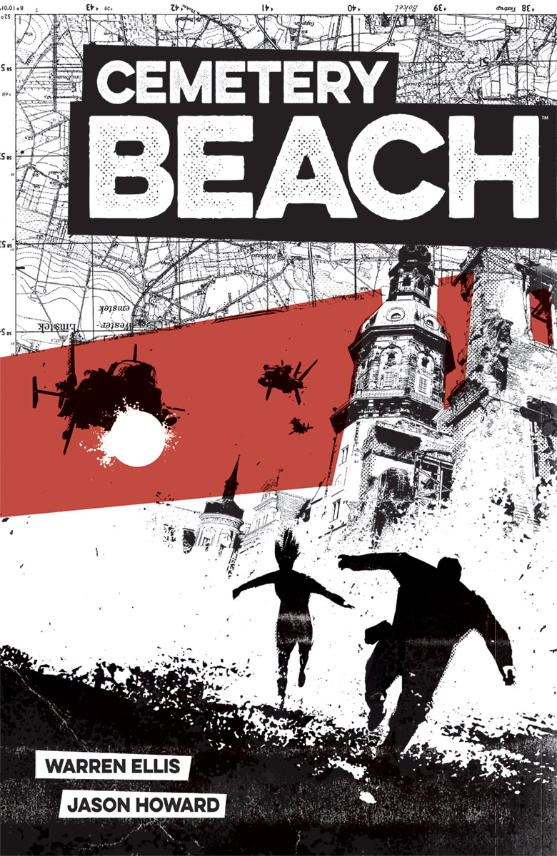 Cemetery Beach #1  is due out Sept. 12.