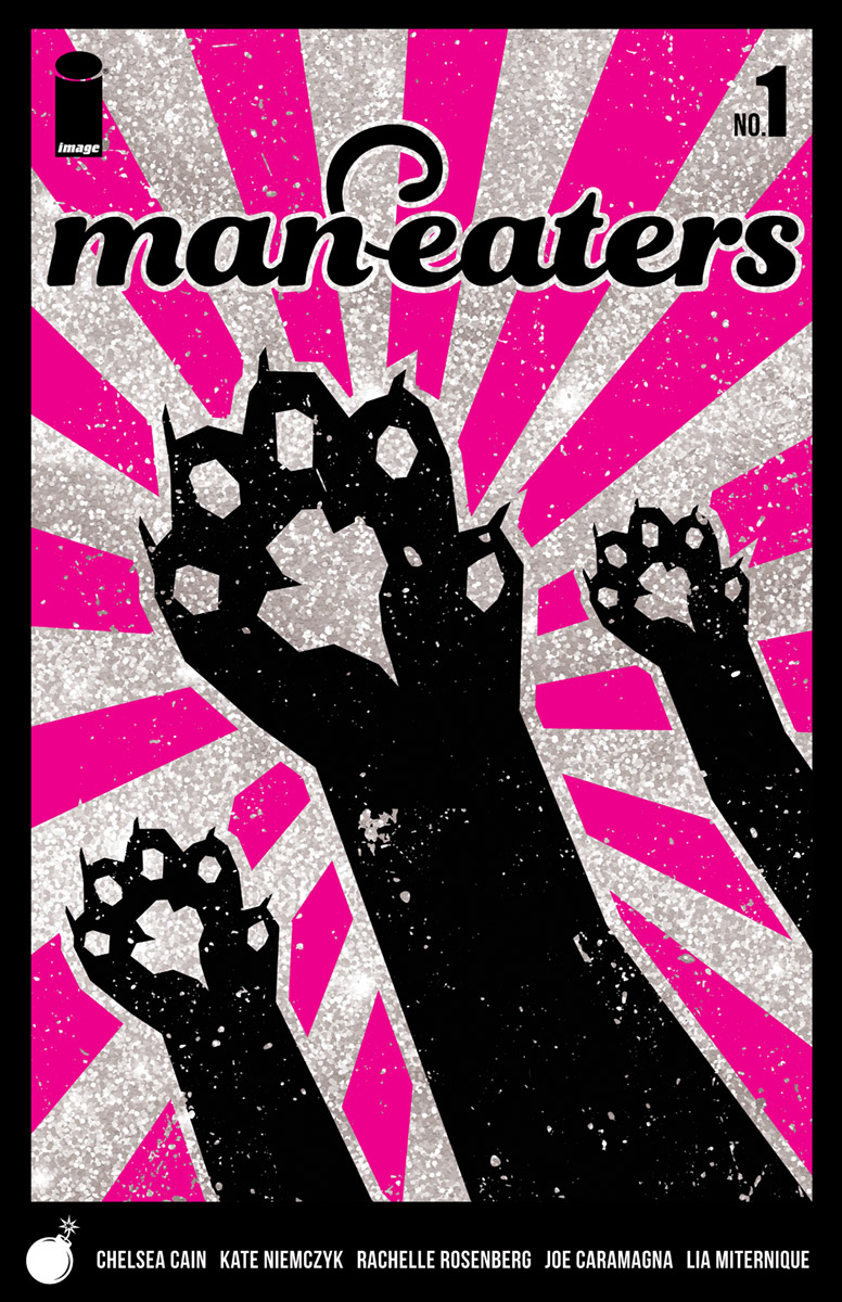 Man-Eaters #1  is out Sept. 26.