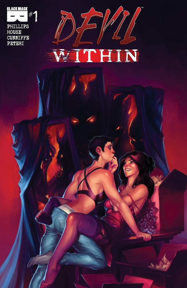 The final order cutoff date for  Devil Within  is Sept. 10.