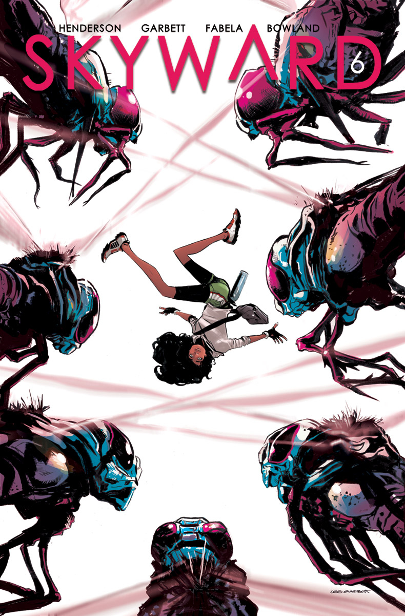 Skyward #6  is out 9/19.