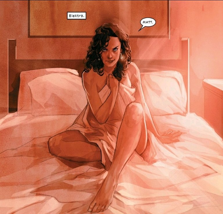 Ummm, Matt Who? (Art by Phil Noto.)