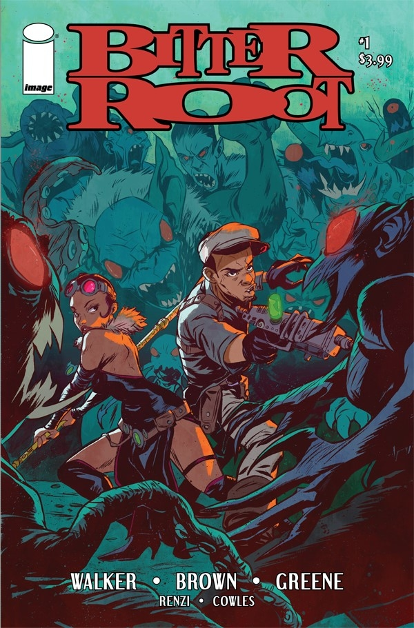 Bitter Root #1  is out 11/14.