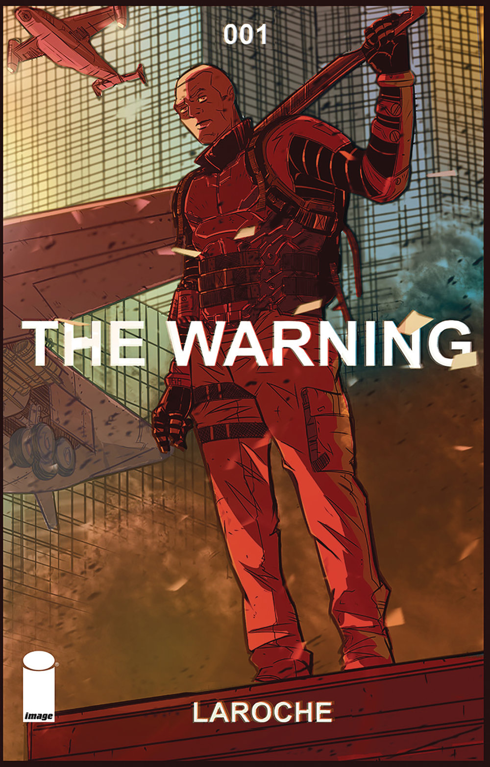 The Warning #1  is out 11/28.
