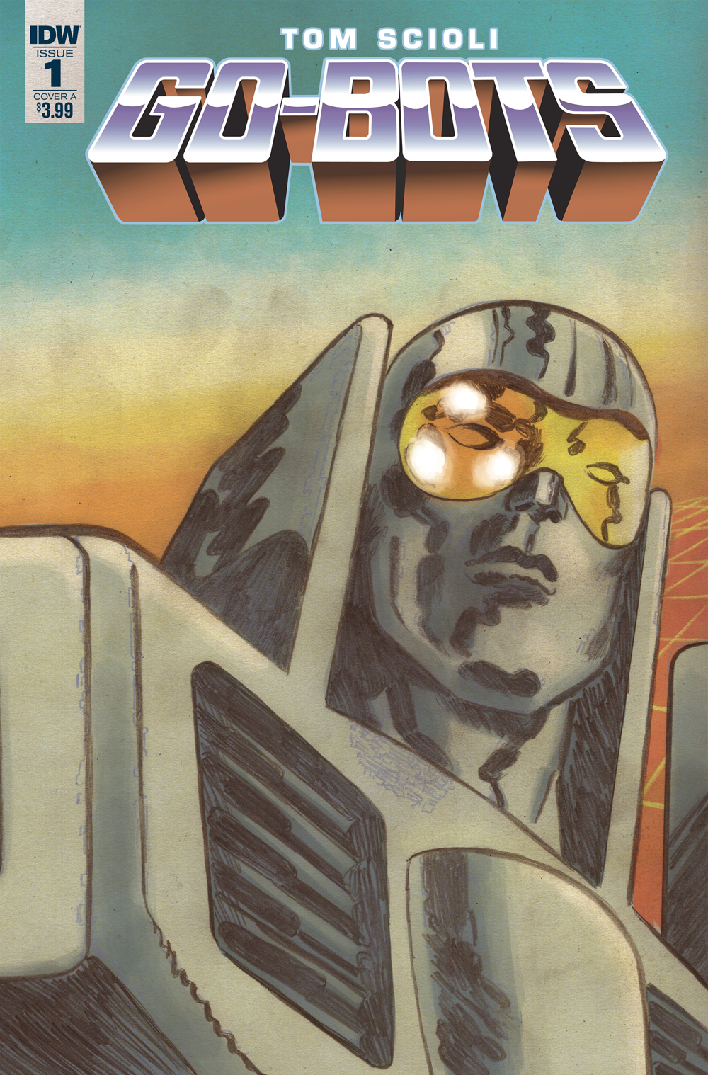 Go-Bots #1  is the Comic of the Week for 11/21.