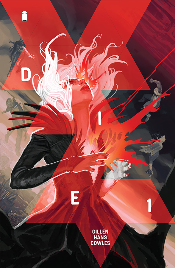 Die #1  is out 12/5.