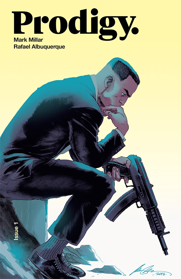 Prodigy #1  is out 12/3.