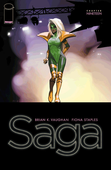 Saga #19  was first released 5/21/2014.