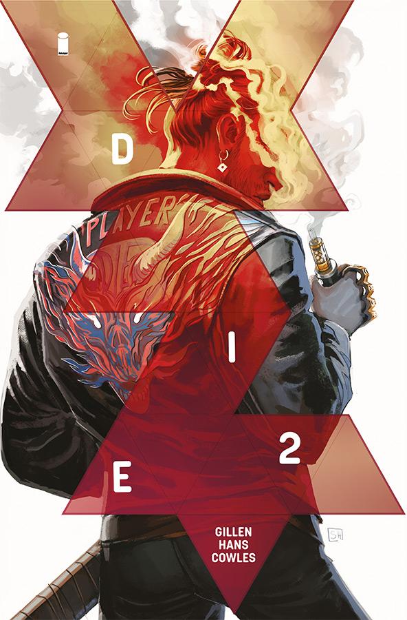 Die #2  is out 1/9.