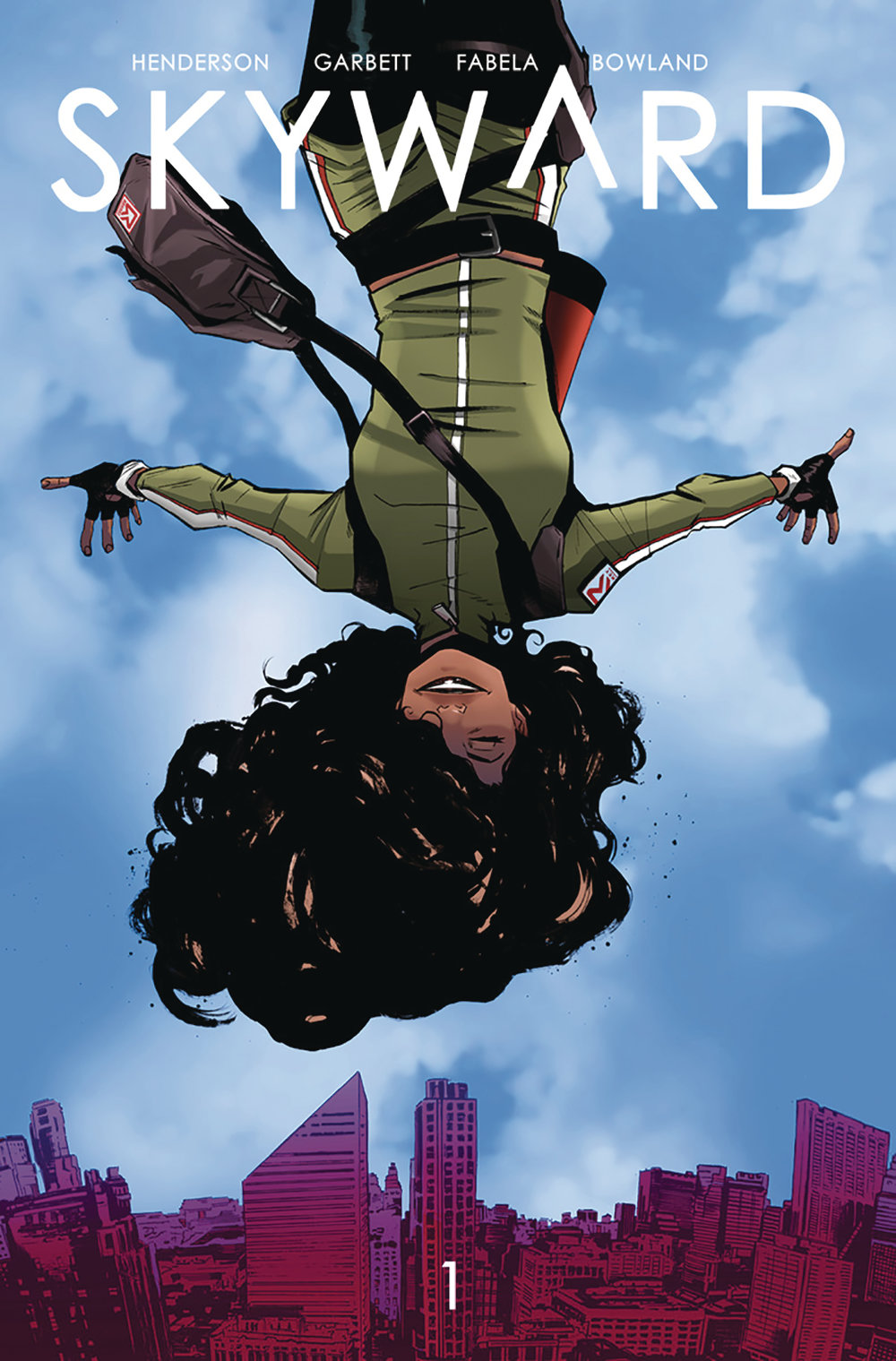 Skyward  is one of the Top New Image Comics of 2018.