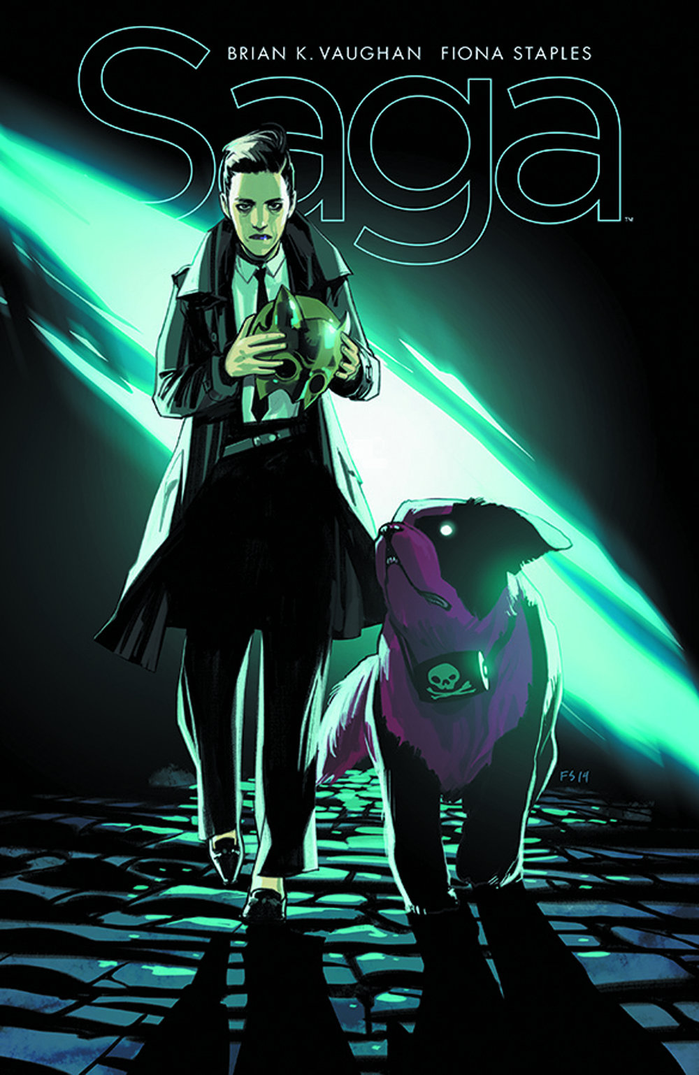 Saga #24  was first released 10/29/2014.