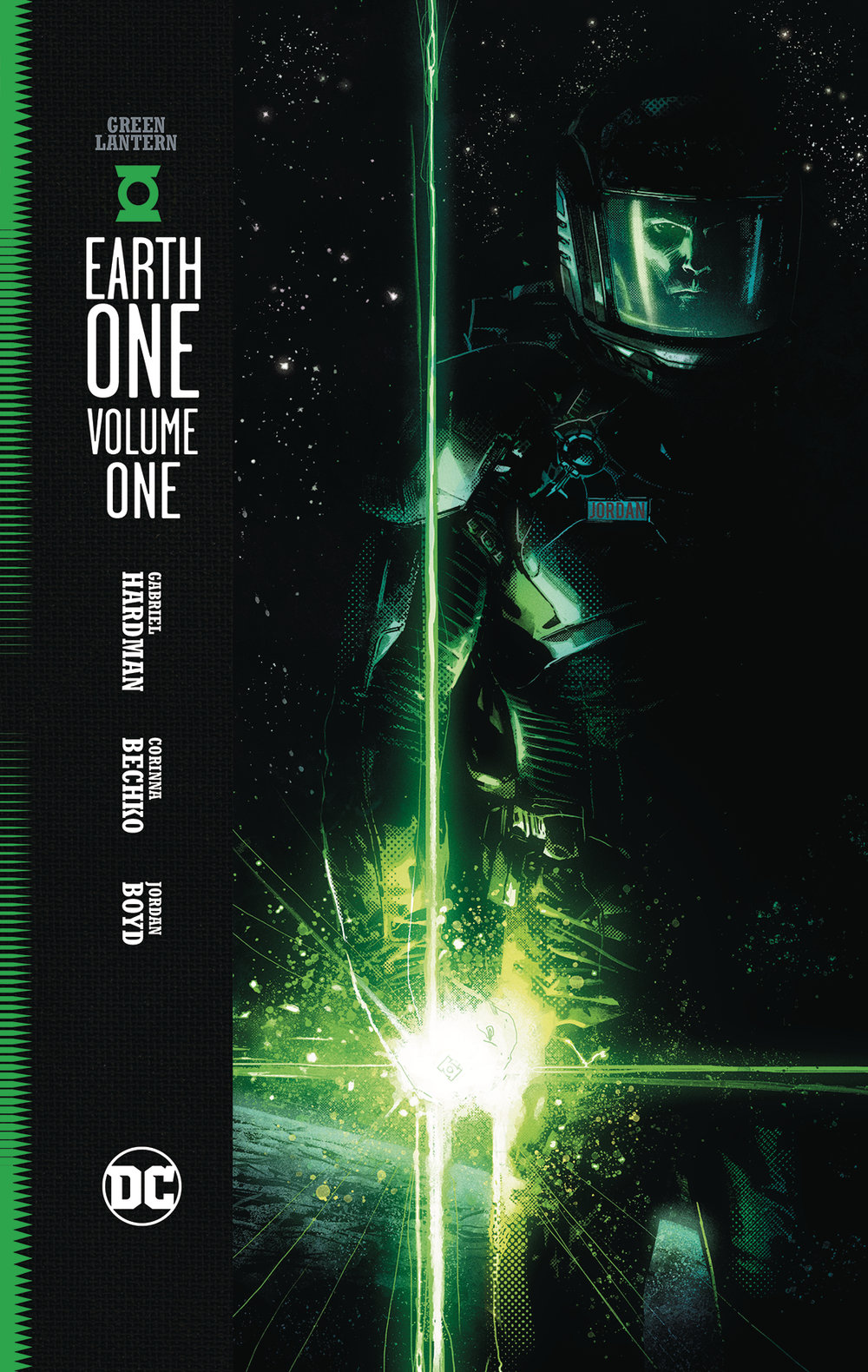 Green Lantern: Earth One Vol. 1  was released on 3/4/2018. We are anxiously awaiting a sequel.