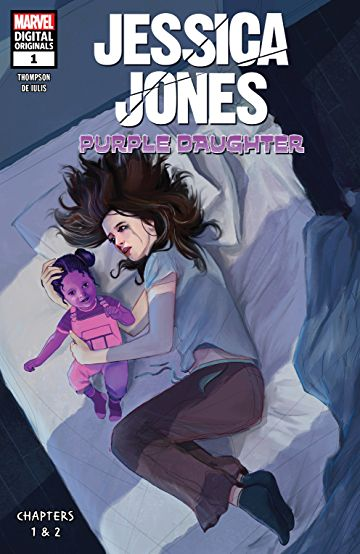 Jessica Jones - Purple Daughter #1  is out 1/16/2019.