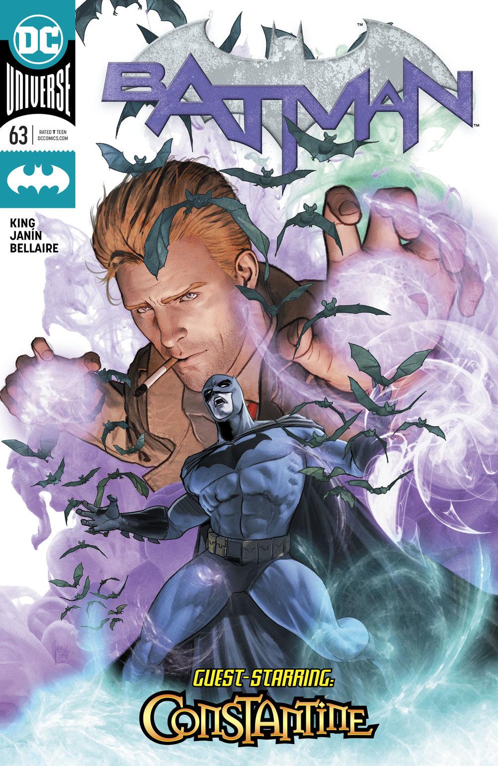Batman #63  is out 1/23/2019.