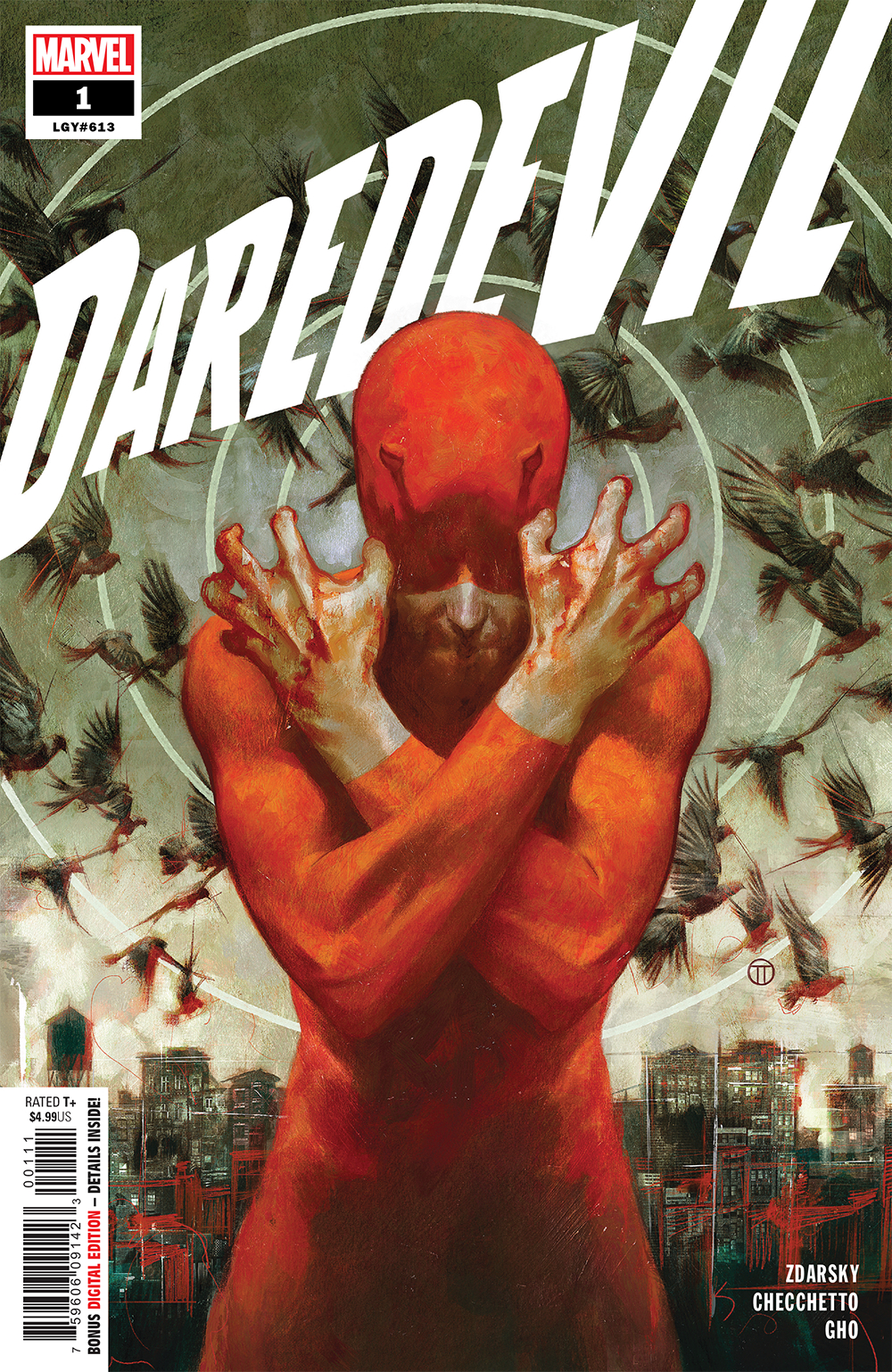 Daredevil #1  is out 2/6/2019.