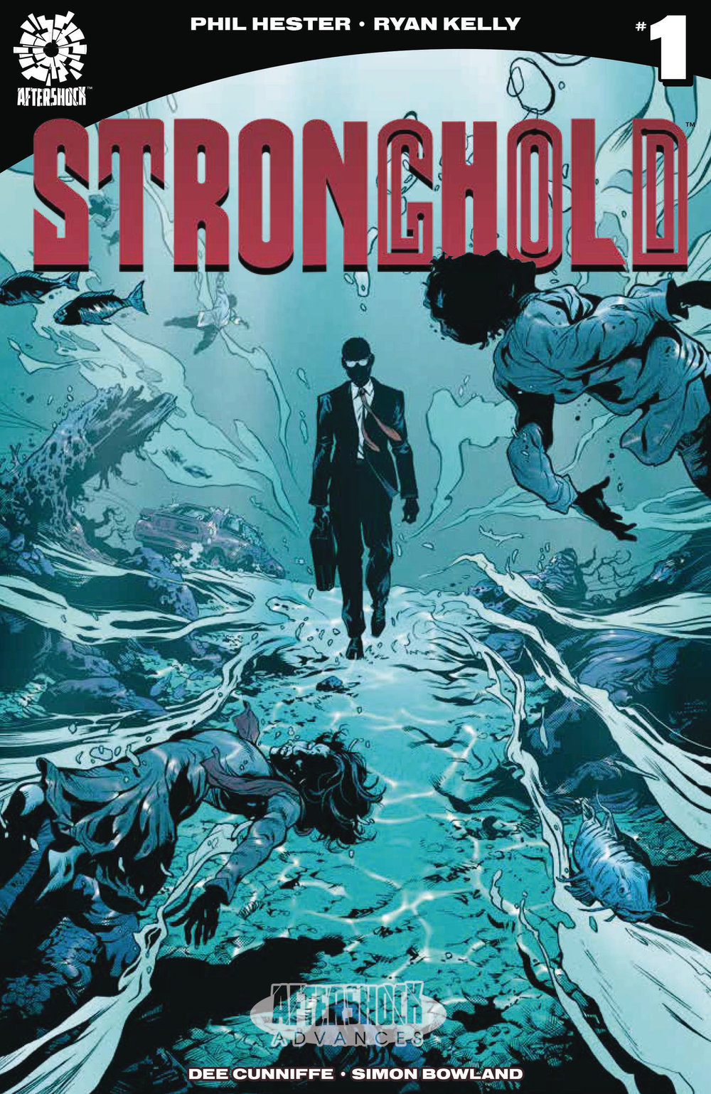 Stronghold #1  is out 2/20/2019.