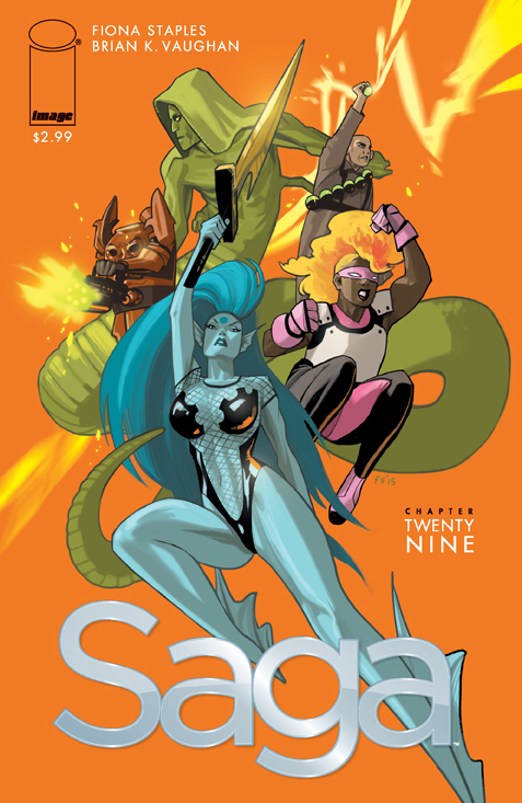 Saga #29  was first released on 6/10/2015.