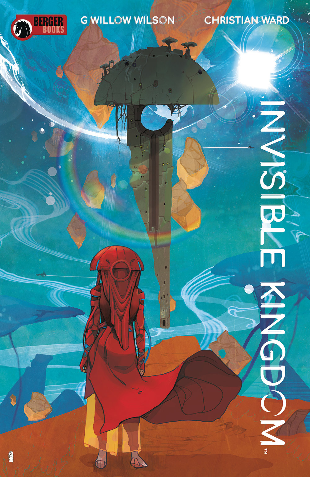 Invisible Kingdom #1  is due out 3/20/2019.