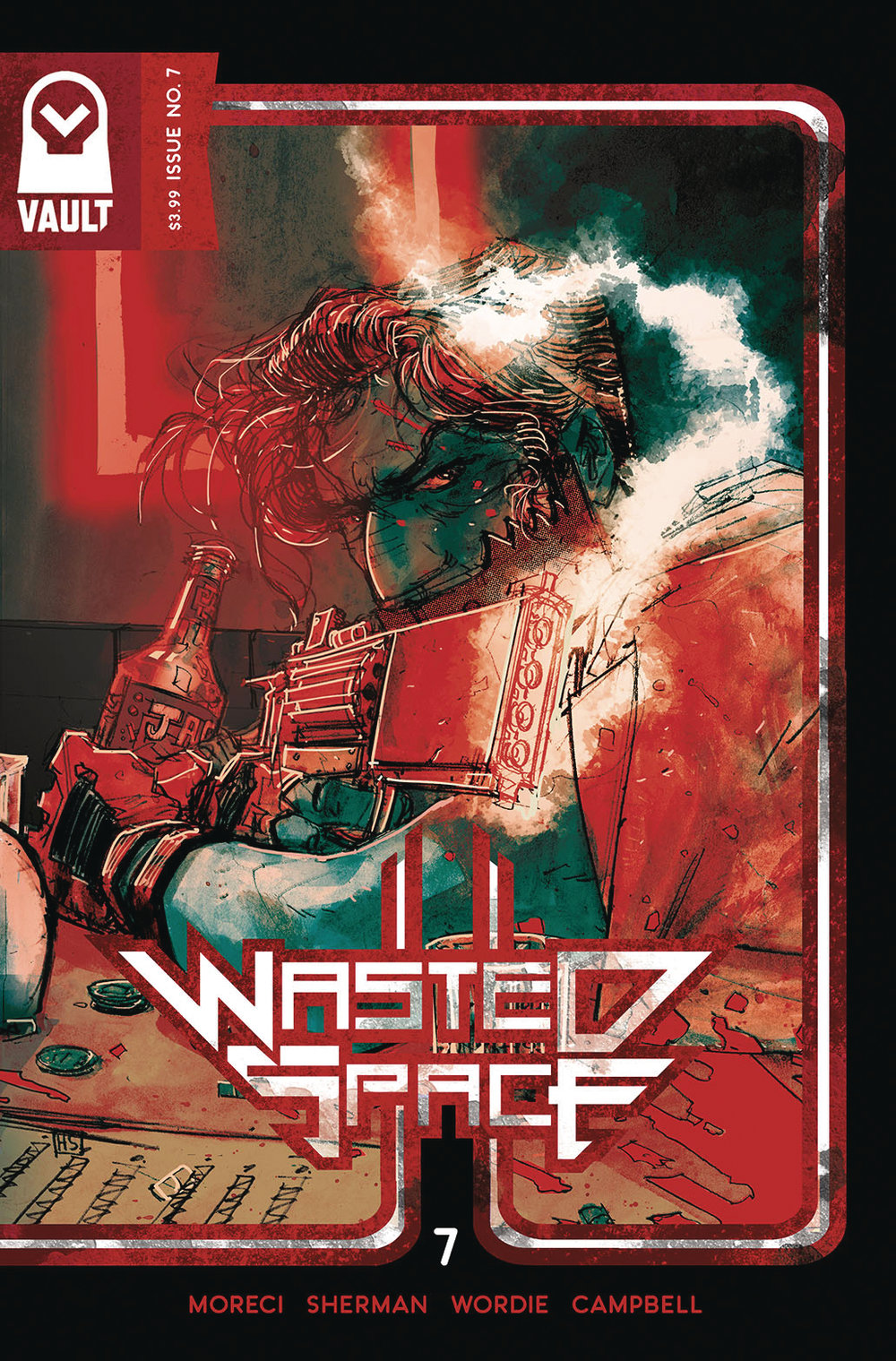 Wasted Space #7  is out 2/27/2019.