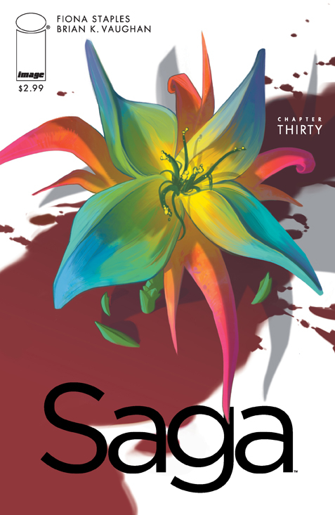 Saga #30  was first released on 7/8/2015.