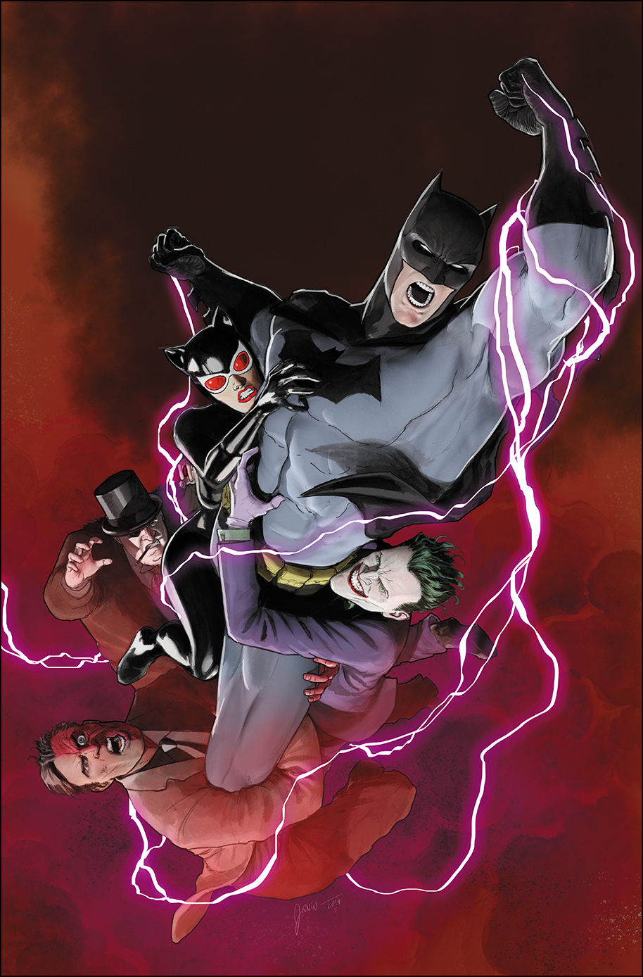 Batman #66  is due out 3/6/2019.