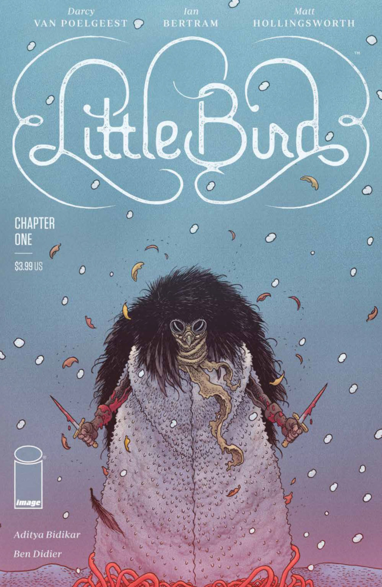 Little Bird #1  is available now.