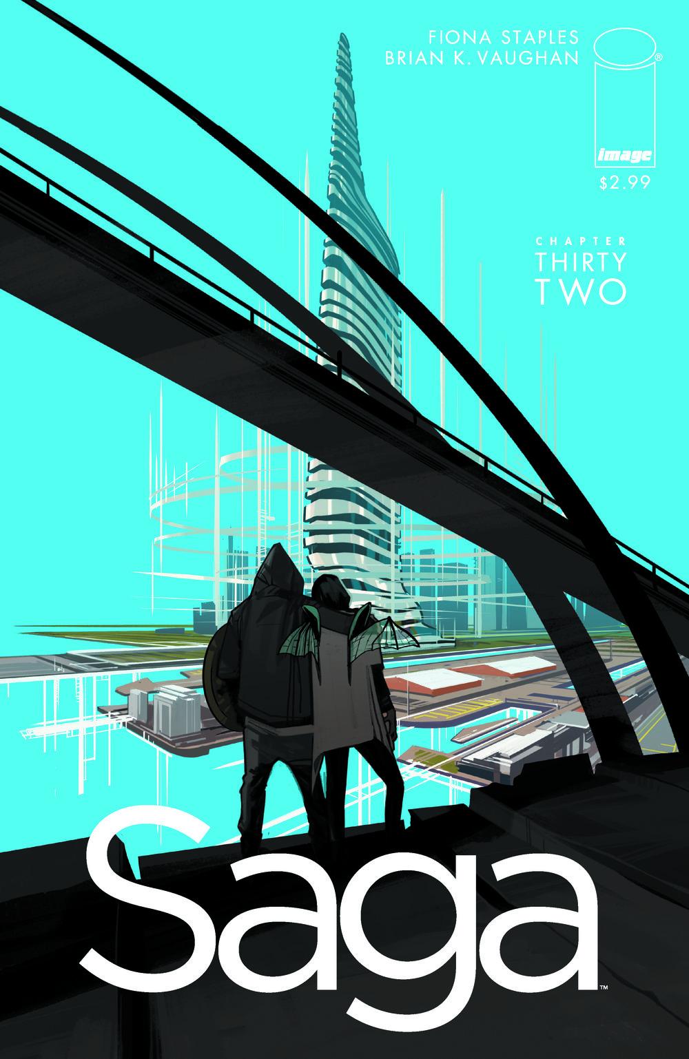 Saga #32  first debuted on 12/23/2015.